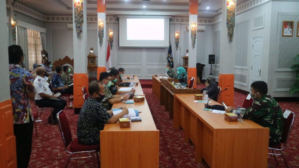 Terkait Penyebaran Covid-19, Sebagian Besar Kelurahan di Kota Cirebon ada di Level Satu