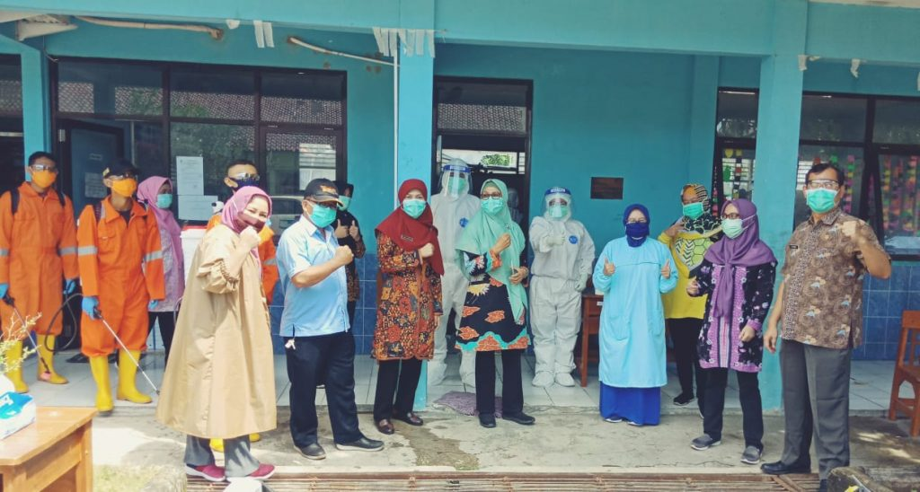 Warga yang Reaktif Rapid Tes, Dipersilahkan Tinggal di Diklat BKKBN Kota Cirebon