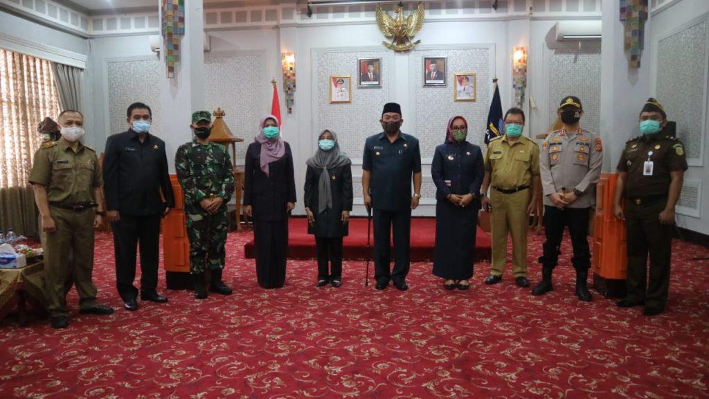 Wali Kota Cirebon: Tugas Pj Sekda Membangun Lagi Arah Pembangunan dan Mencari Sekda Definitif