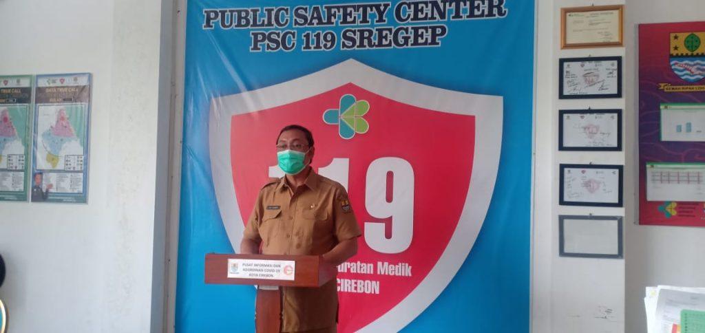 Jalani Tes Swab, 18 Warga Kota Cirebon Negatif Covid-19