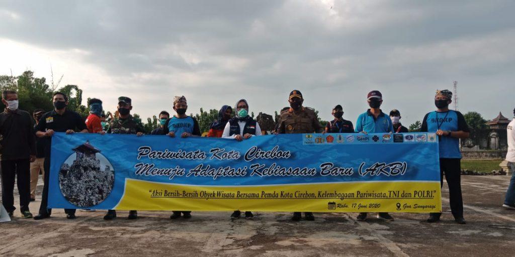 Pemda Kota Cirebon Mulai Sosialisasi Penerapan Adaptasi Kebiasaan Baru