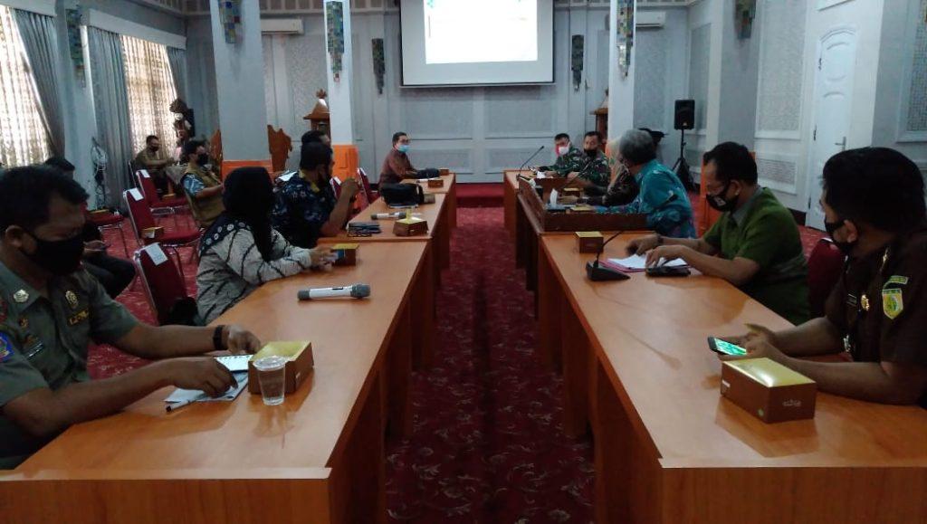 Pemda Kota Cirebon Imbau Masyarakat Tetap Terapkan Protokol Kesehatan Saat AKB