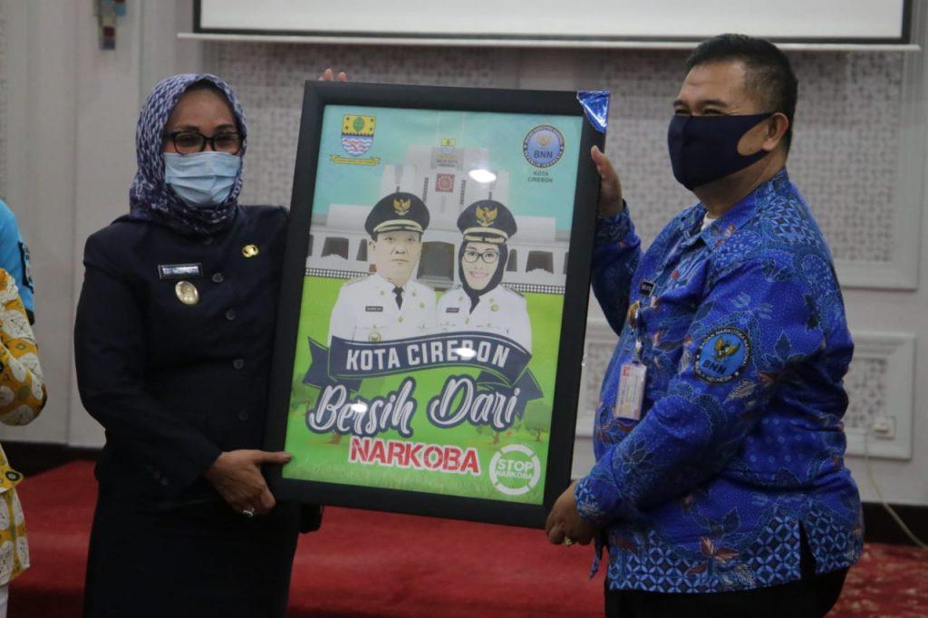 Wakil Wali Kota: Merupakan Daerah Perlintasan, Kota Cirebon Harus Waspadai Peredaran Narkoba