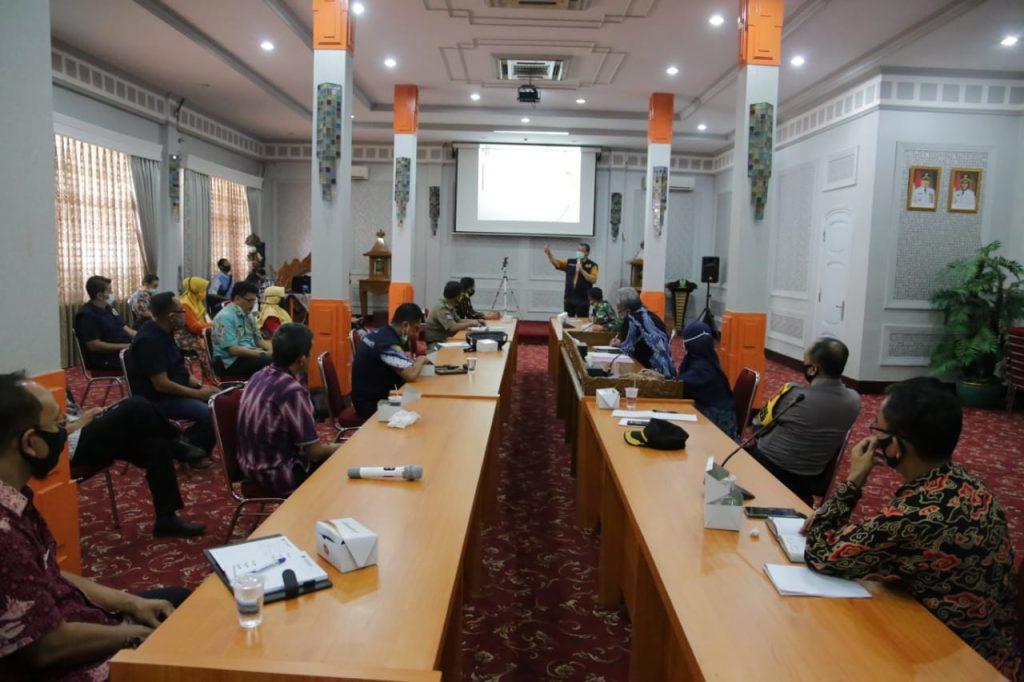 Kota Cirebon Siap Terapkan Adaptasi Kebiasaan Baru