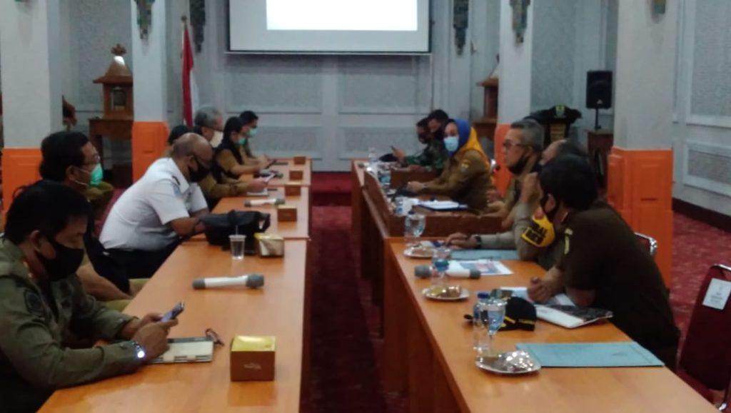 Wali Kota Cirebon: Pandemi Covid-19 Belum Berakhir