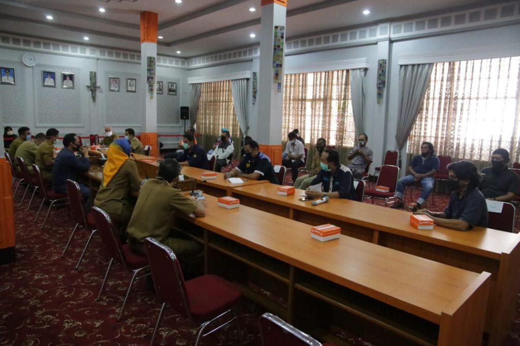 Pemda Kota Cirebon Serap Aspirasi Warga Terkait Program Kota Tanpa Kumuh