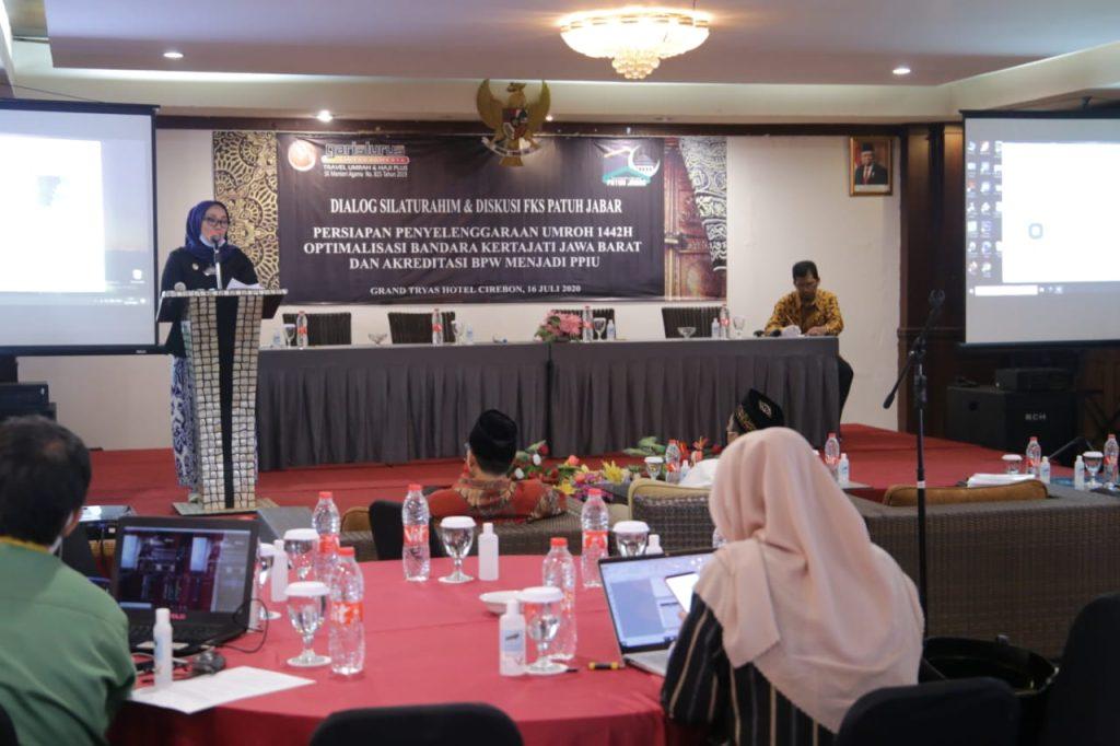 Wakil Wali Kota: Kota Cirebon Siap Jadi Transit Jamaah Umroh Keberangkatan BIJB