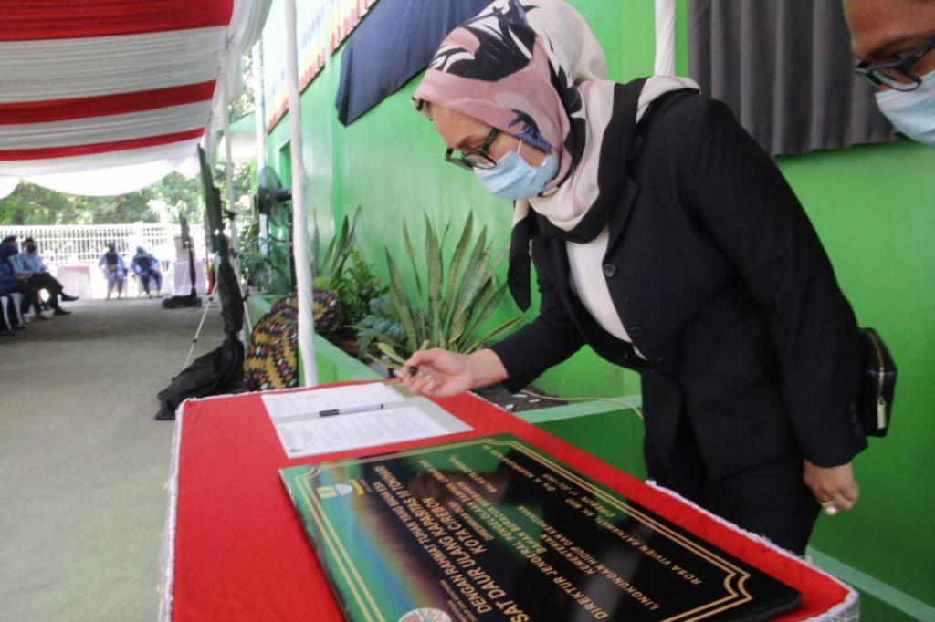 Kota Cirebon Resmikan Pusat Daur Ulang Sampah Bantuan KLHK
