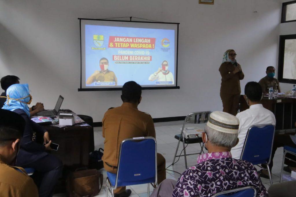 Pemda Kota Cirebon Gencar Sosialisasi Tentang Pengendalian Covid-19
