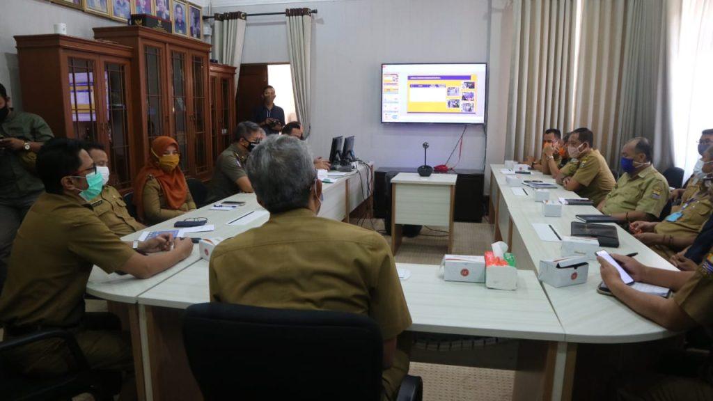 Pemda Kota Cirebon Memperketat Binwasdal di Masa Adaptasi Kebiasaan Baru