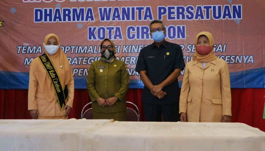 Wakil Wali Kota: Peran Istri ASN Berarti Dalam Mendukung Pembangunan di Kota Cirebon