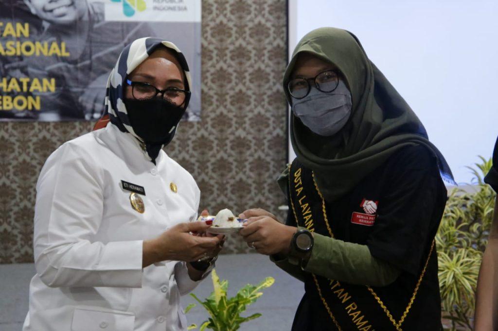 Hari Anak Nasional, Kota Cirebon Kukuhkan Duta Layanan Ramah Anak