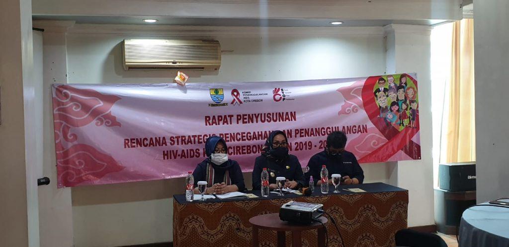 Wakil Wali Kota Cirebon Minta Jumlah Kasus Penularan HIV/AIDS Terus Ditekan