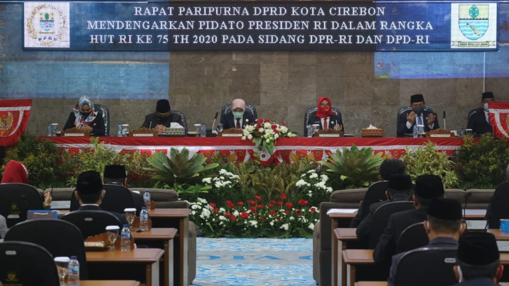 Pemda Kota Cirebon Siap Mendorong Sektor Ekonomi di Masa Pandemi
