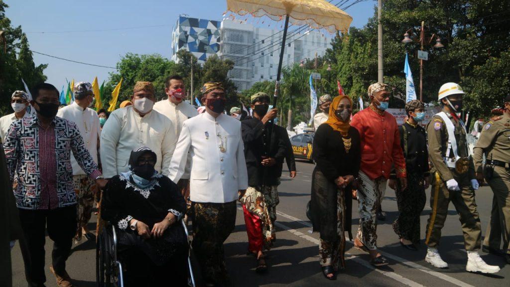 Ulang Tahun ke 651 Cirebon, Wali Kota: Semangat Bersama Membangun Kembali di Masa Pandemi Covid-19
