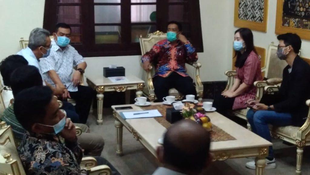 Kota Cirebon Menjadi Pilot Project Program Pertukaran Pendidikan Seni Korea – Indonesia