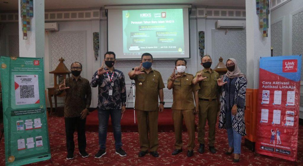 Wali Kota: Pemda Kota Cirebon Dukung Pengembangan Ekonomi Syariah