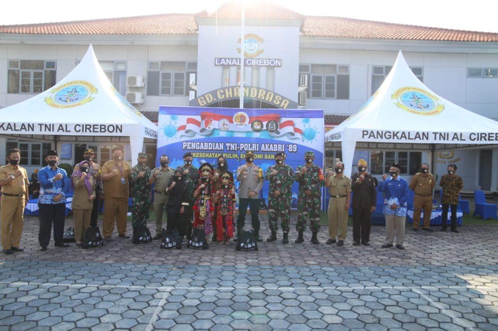 Wakil Wali Kota Cirebon: Terima Kasih Kepada Semua yang Telah Membantu di Masa Pandemi Covid-19