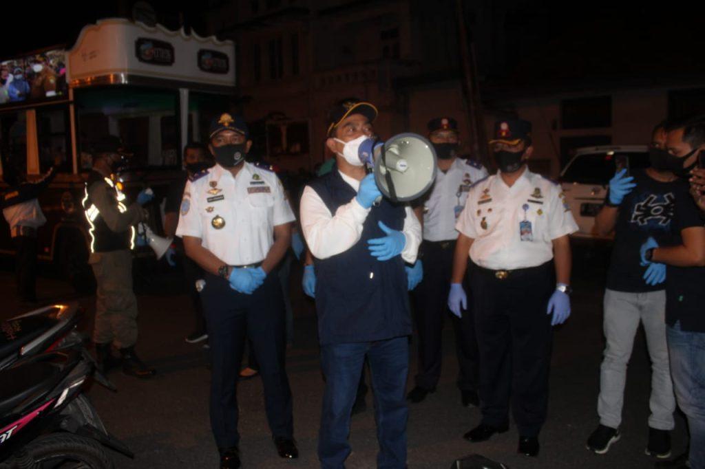 Pemda Kota Cirebon Gencarkan Razia Masker