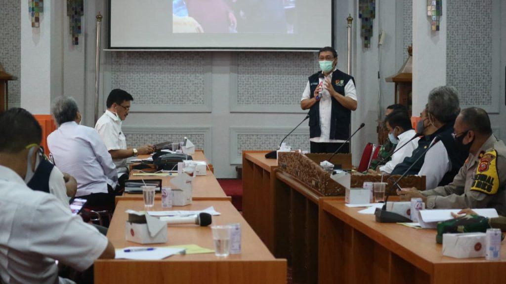 Pemda Kota Cirebon Meningkatkan Upaya Pencegahan Penularan Covid-19 di Masa AKB