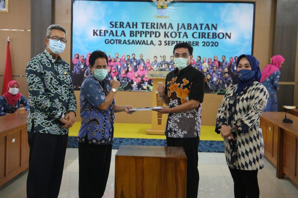 Wakil Wali Kota Minta BP4D Kota Cirebon Mampu Rancang Pembangunan di Situasi yang Tidak Menguntungkan