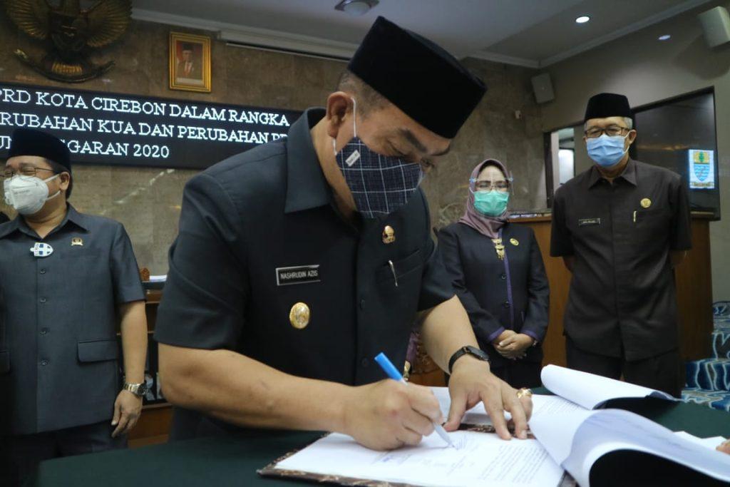 Warga Terdampak Covid-19 di Kota Cirebon Mendapat Prioritas pada Penetapan KUA PPAS Tahun Anggaran 2020
