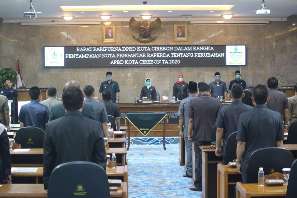 APBD-P 2020: Pemda Kota Cirebon Fokus Pada Penanganan dan Pencegahan Covid-19