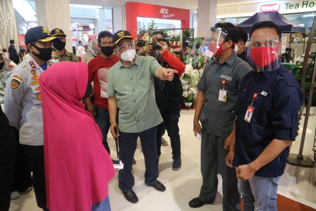 Tak Patuhi Protokol Kesehatan, Mulai 1 Oktober Sanksi Akan Diberikan Pemda Kota Cirebon