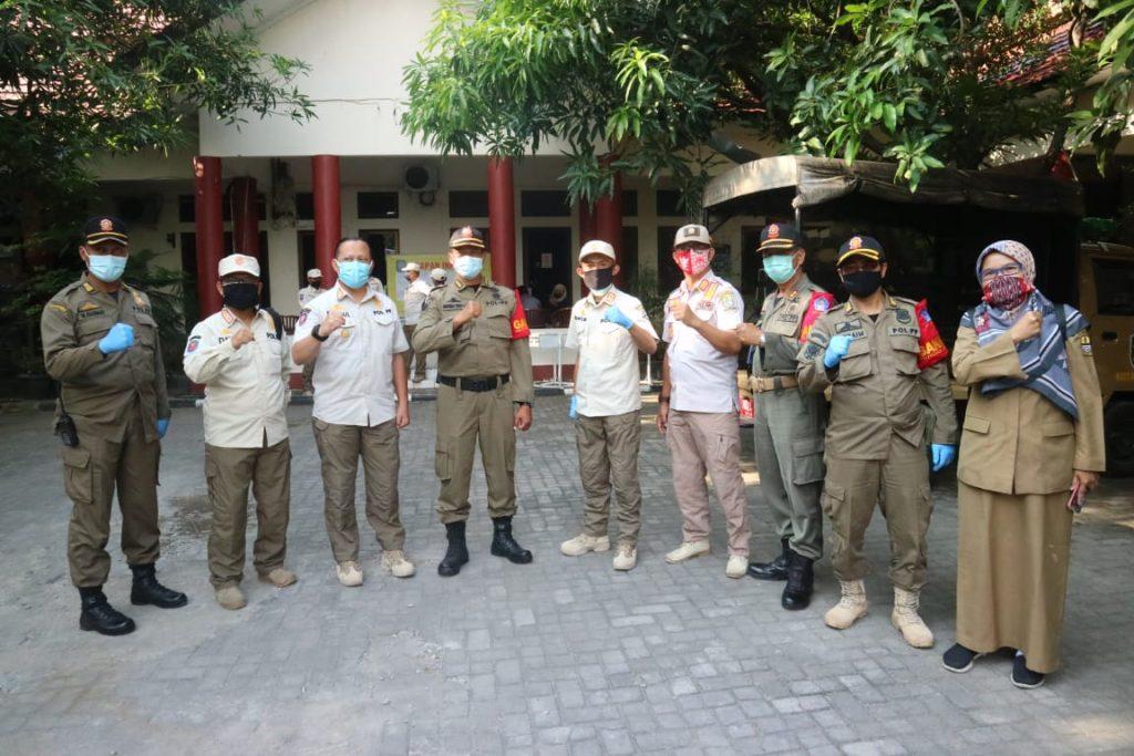 Tingkat Kepatuhan Menerapkan Protokol Kesehatan di Kota Cirebon Cukup Baik