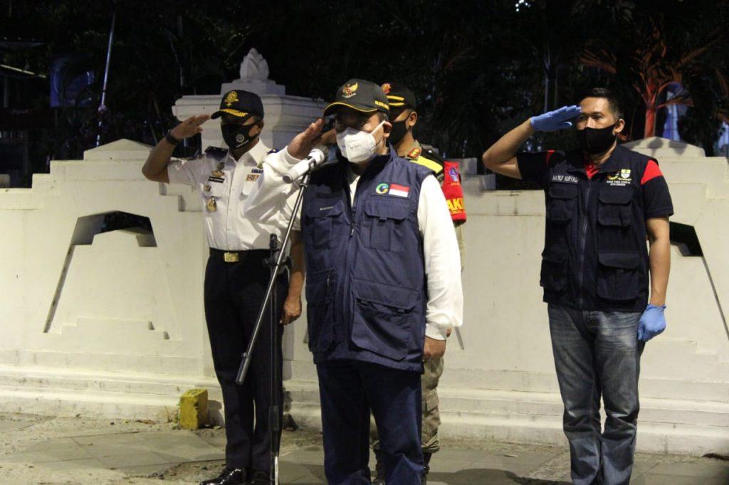 Soal Kebijakan Jam Malam, Ini Kata Wali Kota Cirebon