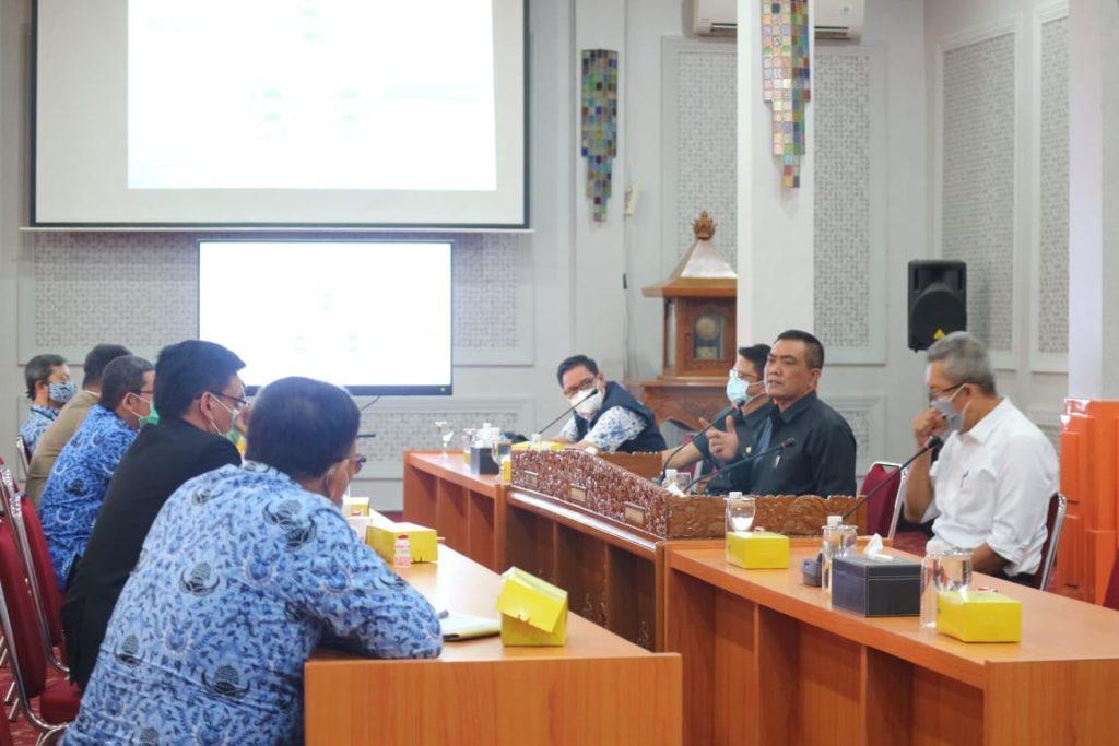 Saat WFH, ASN dan Pegawai BUMD di Kota Cirebon Wajib Berikan Edukasi dan Sosialisasi Protokol Kesehatan