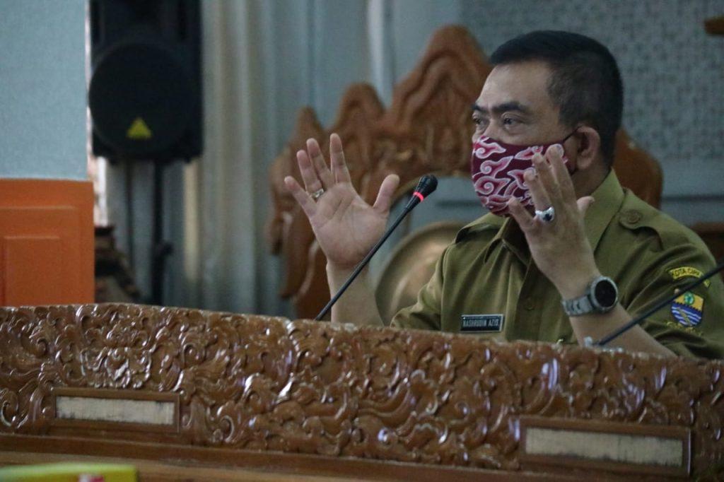 Wali Kota Cirebon Berencana Batasi Jam Operasional Tempat Usaha