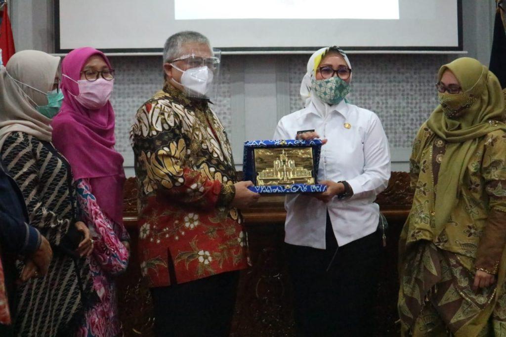 Wakil Wali Kota: Sinergi Pemda Kota Cirebon, DPR RI dan Pemerintah Pusat Akan Tingkatkan Kesejahteraan Masyarakat