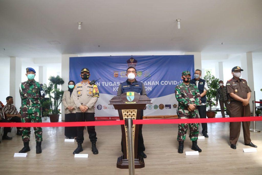 Pembatasan Aktivitas Dilakukan Mulai Esok, Wali Kota Cirebon: Bukan PSBB