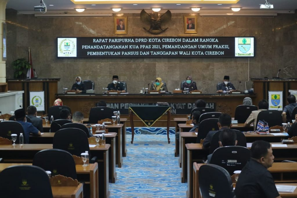 Wali Kota Cirebon Senang KUA-PPAS Tahun Anggaran 2021 Telah Disetujui