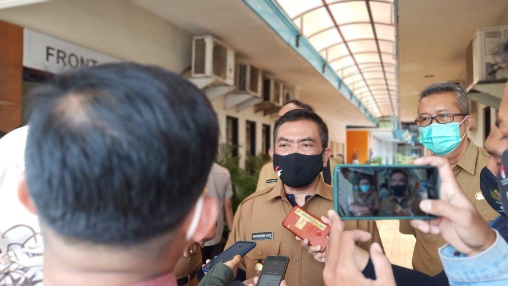Wali Kota: Fasilitas Terbaik Diberikan Pemda Kota Cirebon Untuk Tingkatkan Imunitas Pasien Covid-19