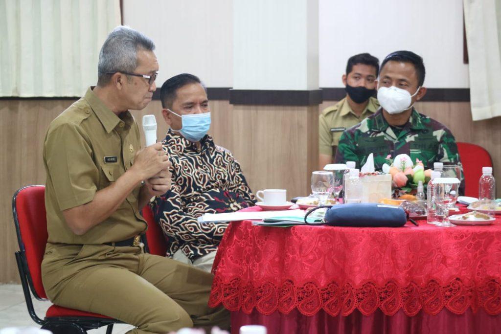 Pemkot Cirebon Dukung TNI Lakukan Revolusi Industri 4.0.