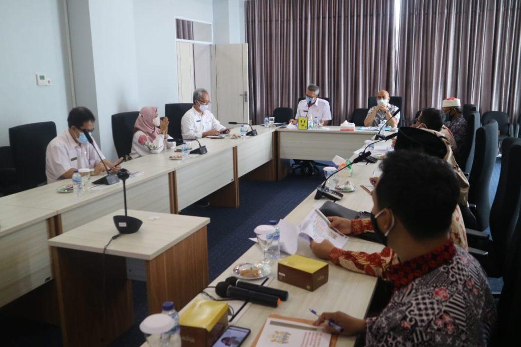 Kadin dan Pemda Siap Bersinergi untuk Pengembangan Perekonomian Kota Cirebon