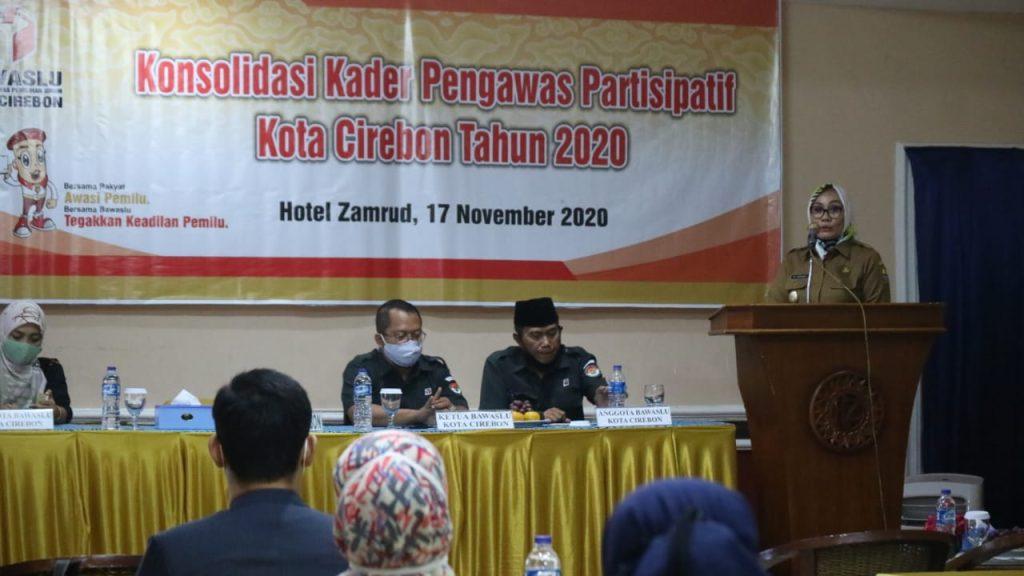 Wakil Wali Kota Cirebon: Hak Masyarakat Berdemokrasi Harus Dikawal Dengan Baik