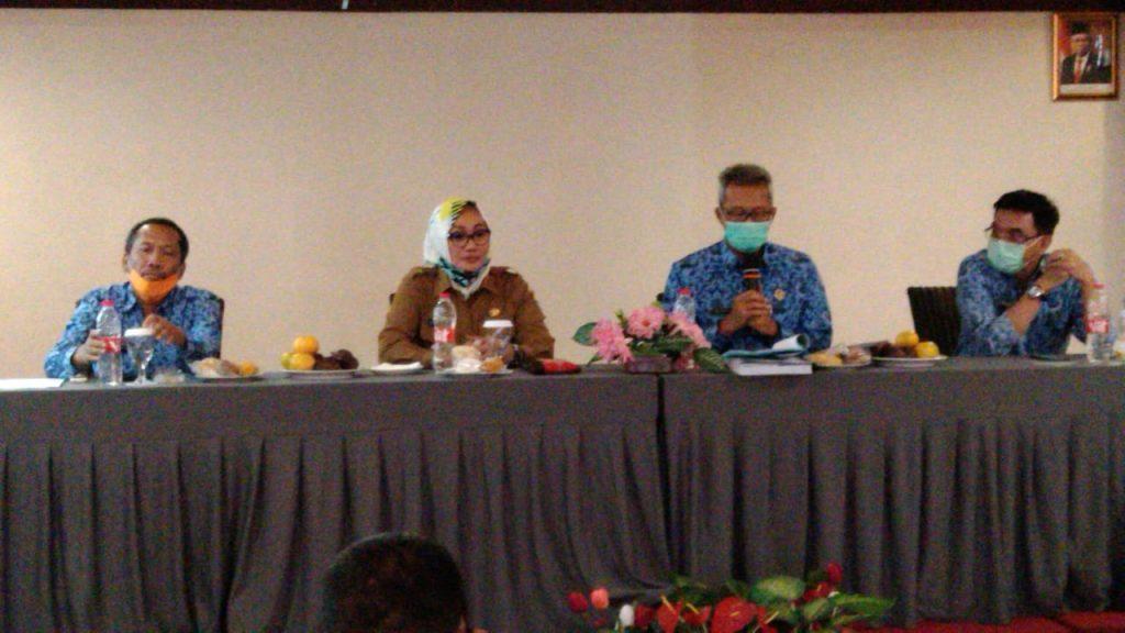 Pemda Kota Cirebon Santuni Warga Terdampak Proyek Kawasan Permukiman