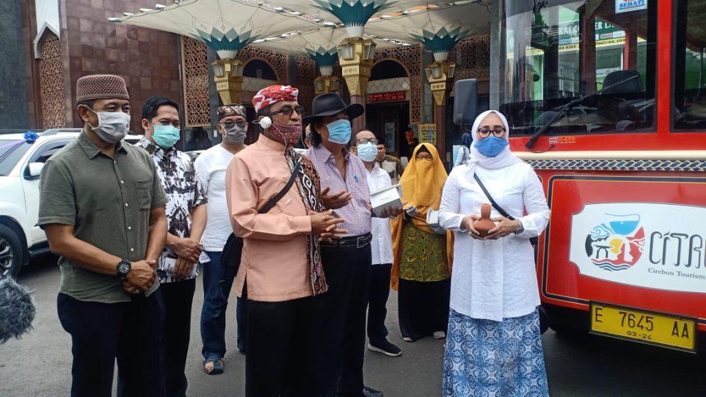 Wakil Wali Kota: Gagasan Wisata Religi Masjid Kuno Disambut Baik Pemda Kota Cirebon