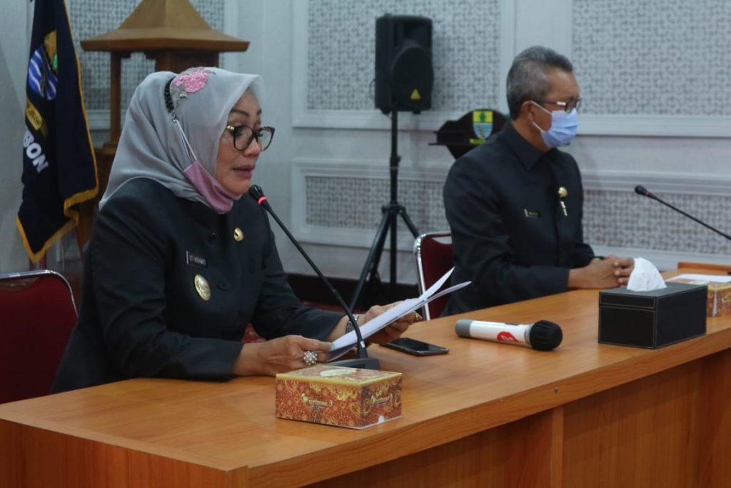 Akui Terpapar Covid-19, Wali Kota Cirebon: Siapa pun Bisa Terkena Covid-19