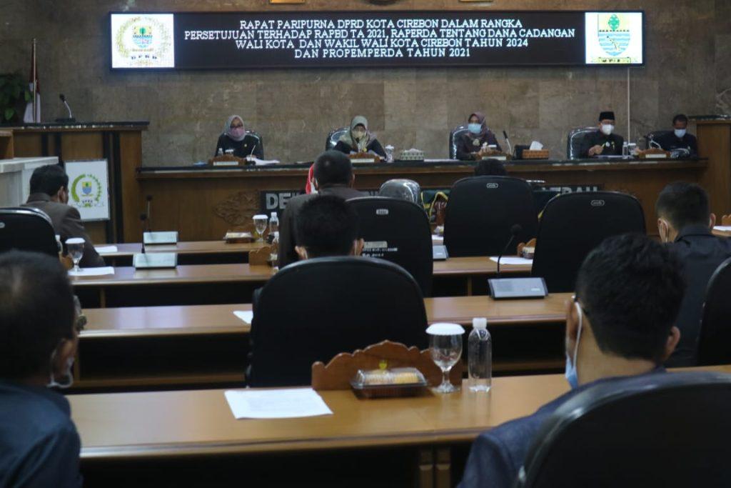 Wakil Wali Kota: RAPBD 2021 yang Disetujui Segera Dikirim ke Gubernur Jabar