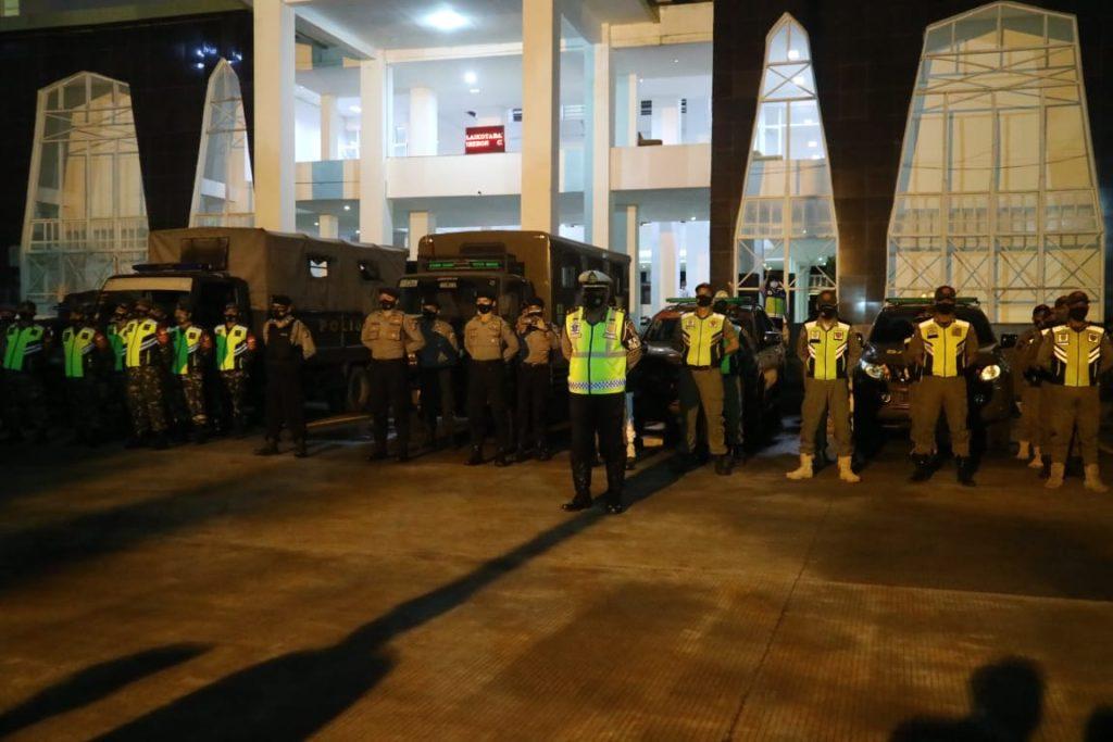 Gelar Patroli Skala Besar, Wali Kota: Satgas Penanganan Covid-19 Tak Kendurkan Kesiagaan Terhadap Covid-19