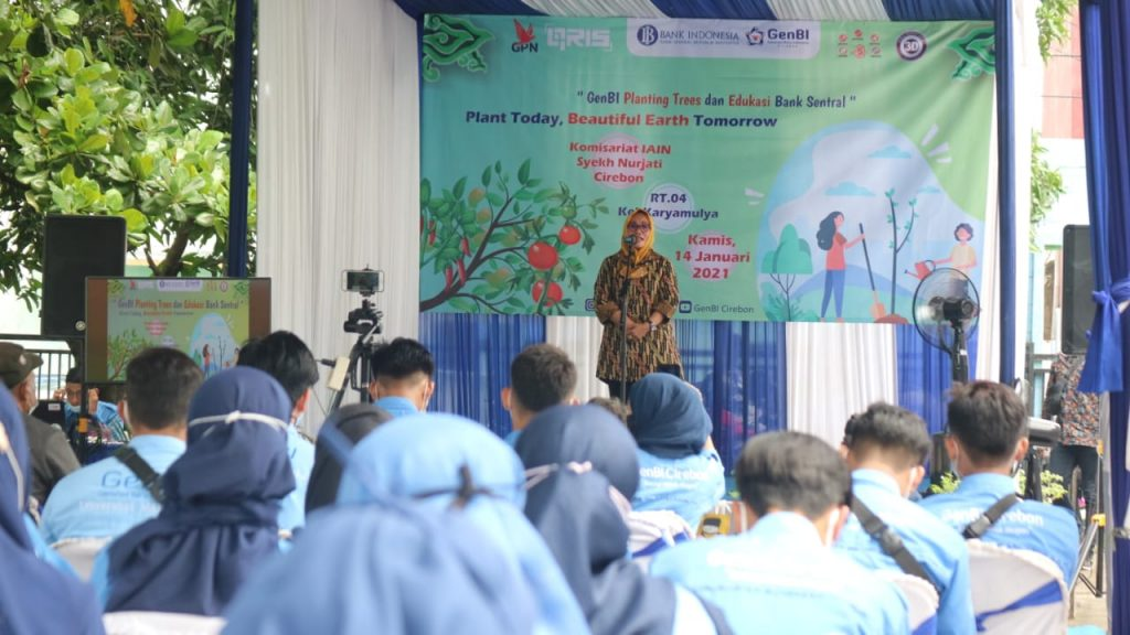 Wakil Wali Kota: Kegiatan Menjaga Lingkungan Selalu Dapatkan Dukungan dari Pemda Kota Cirebon